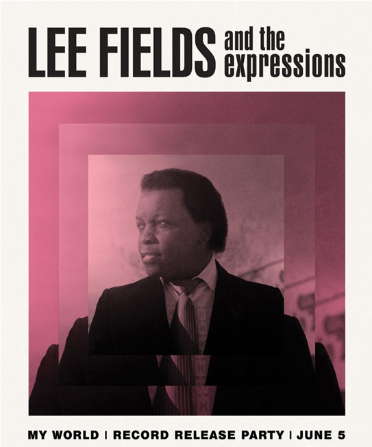 lee fields poster logo