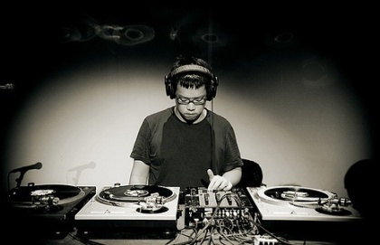 kid koala_photo by selector marx