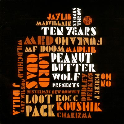 VARIOUS-Stones-Throw-Ten-Year