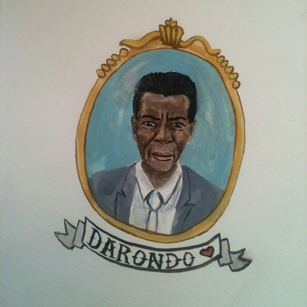 """Darondo"" by Frances Marin"