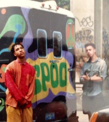 Hymnal and Cut Chemist NY 1991.JPG